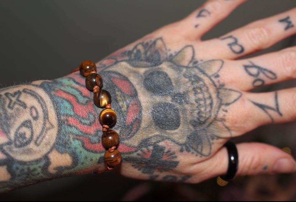Image of Knotty Tiger Bracelet