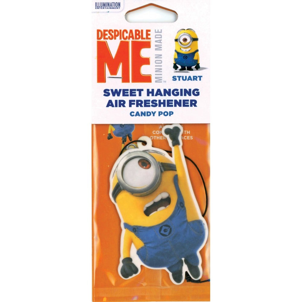 Image of Minions MCP012 Stuart Air Freshener