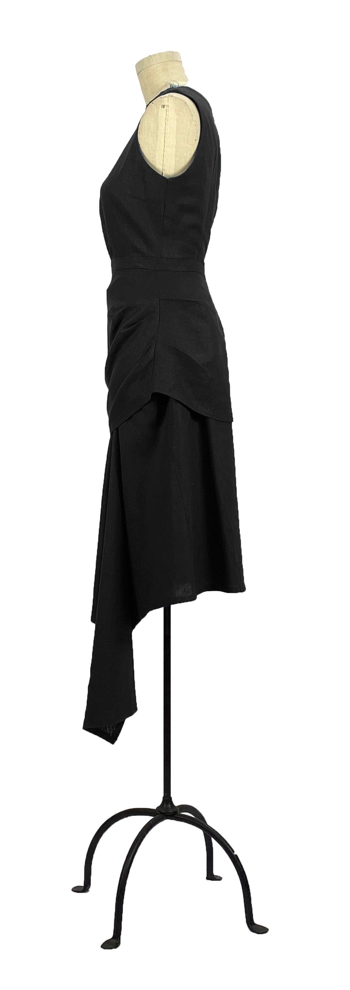 Image of Ronen skirt black