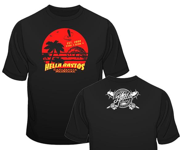 Image of HB Cali Hoodlum 2020 T-Shirt