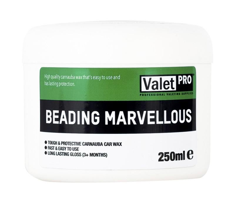 Image of ValetPro Beading Marvellous Wax 250ML
