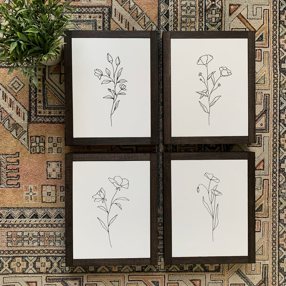 Image of Flower set