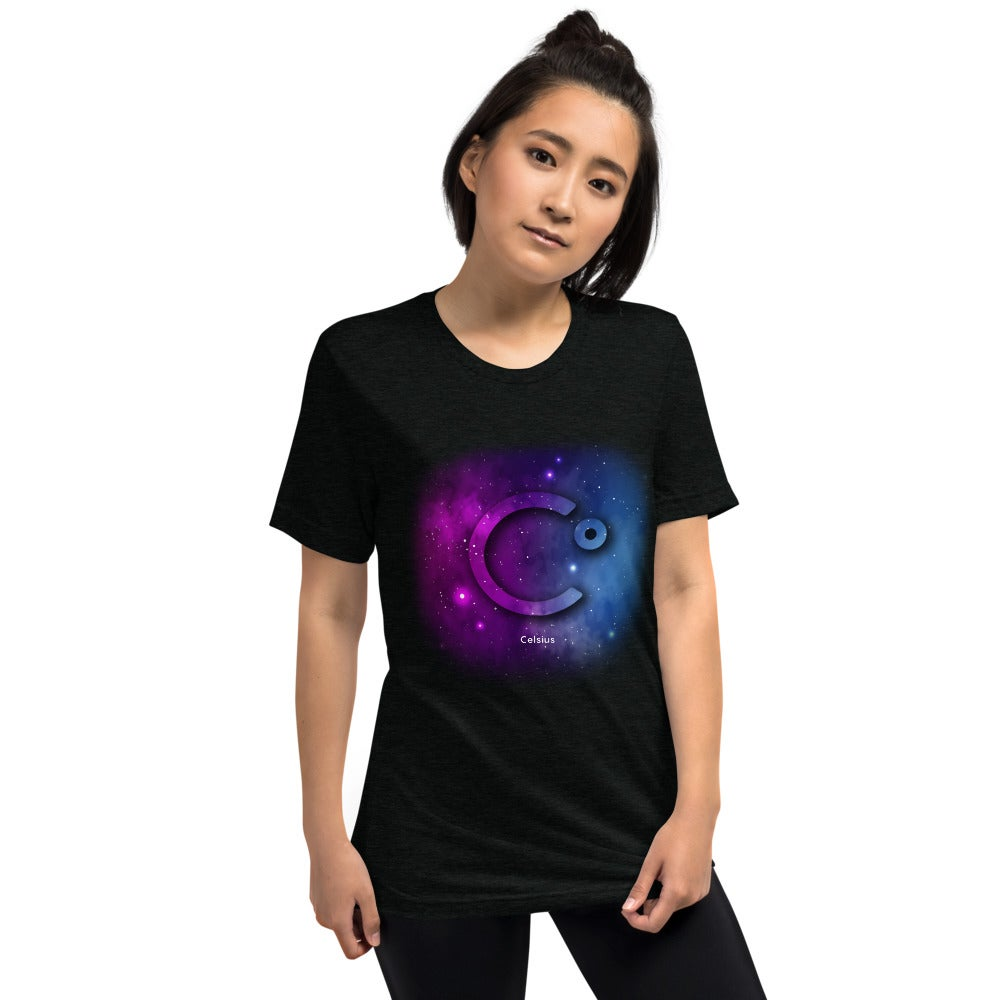 Image of Celsius Space sleeve t-shirt