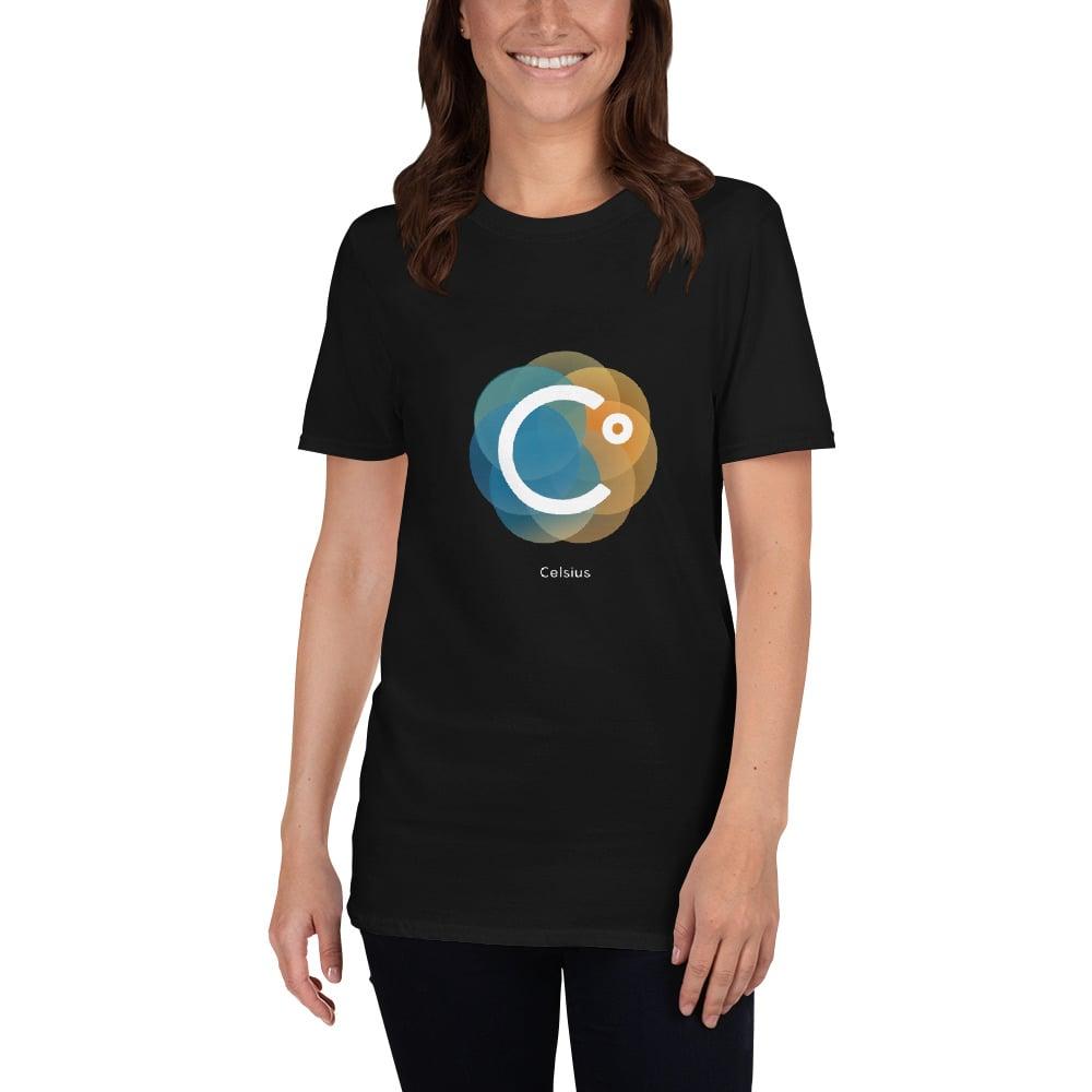 Image of Celsius Fly Wheel Unisex T-Shirt