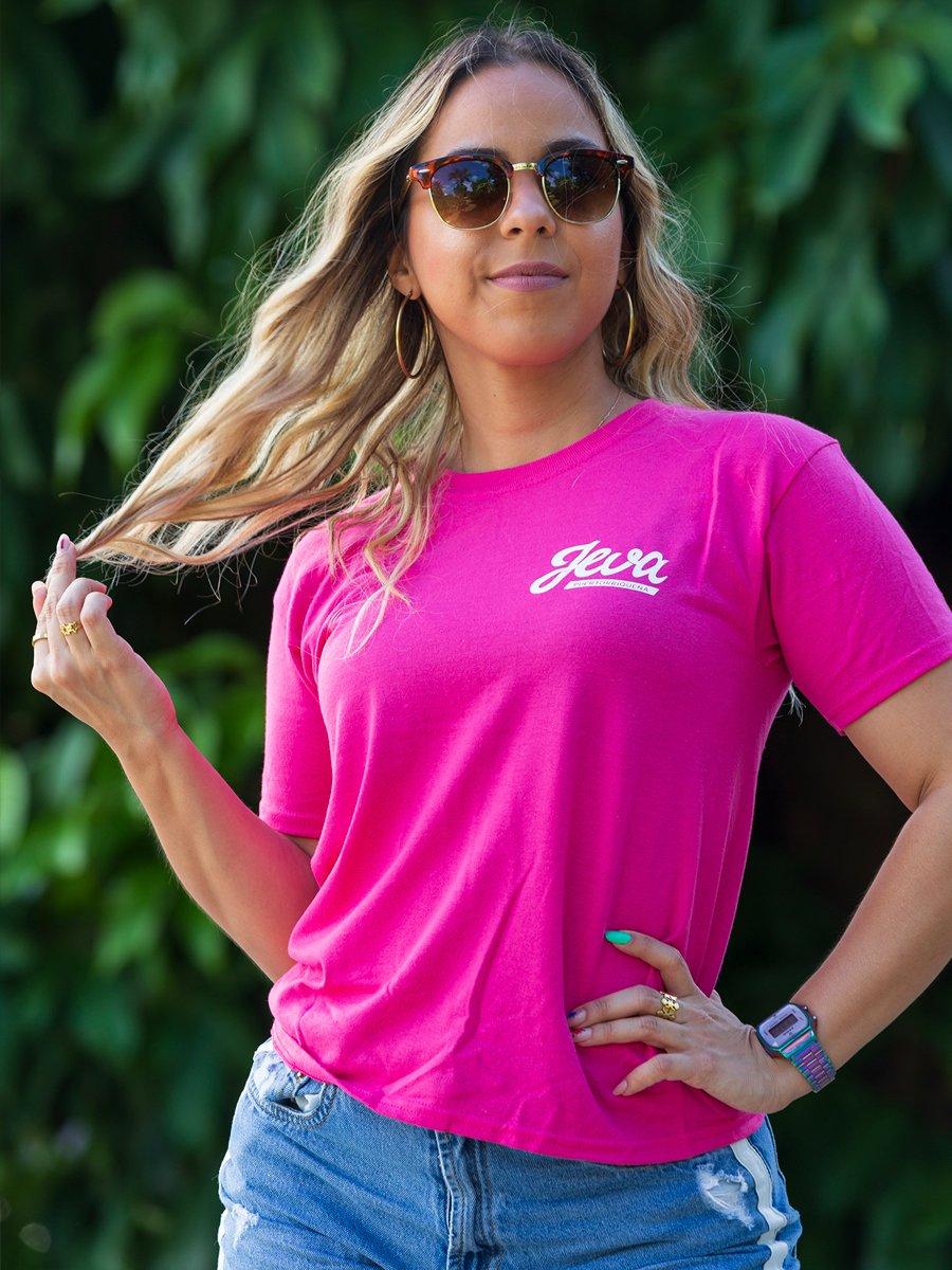 T-Shirt Jeva Puertorriqueña