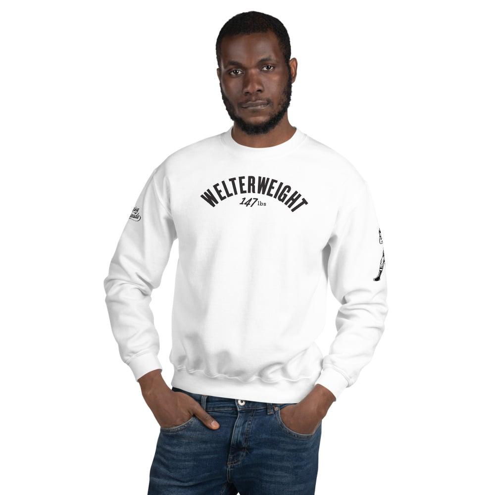 WELTERWEIGHT Crew Neck Sweatshirt