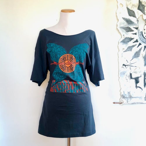 Image of Homelands T-Dress