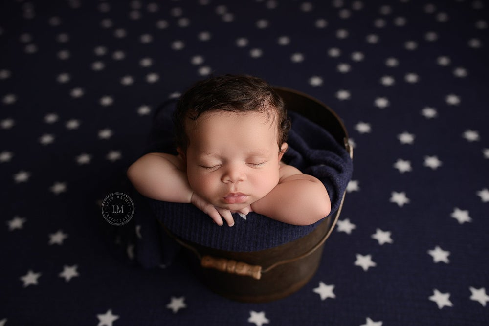Image of Twinkle Plush in navy