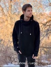 UNISEX Embroidered VAWA hoodie w/ thumb holes Limited Edition