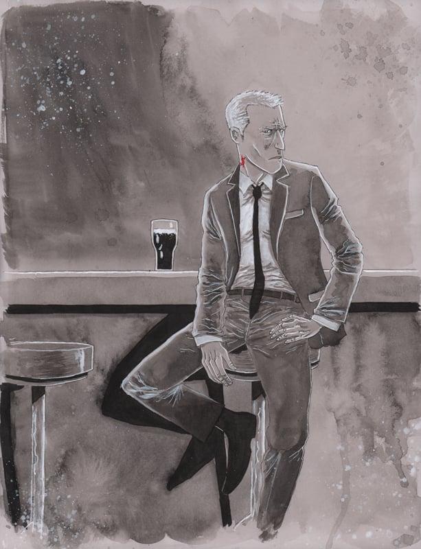 Image of FELL PROMO ART