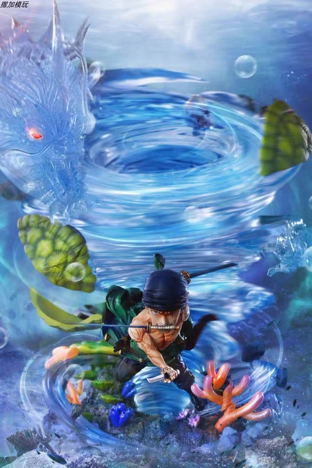Image of [Pre-Order] One Piece G5 Studio Zoro Resin Statue