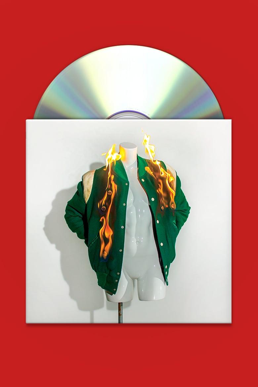 Image of BURN CD