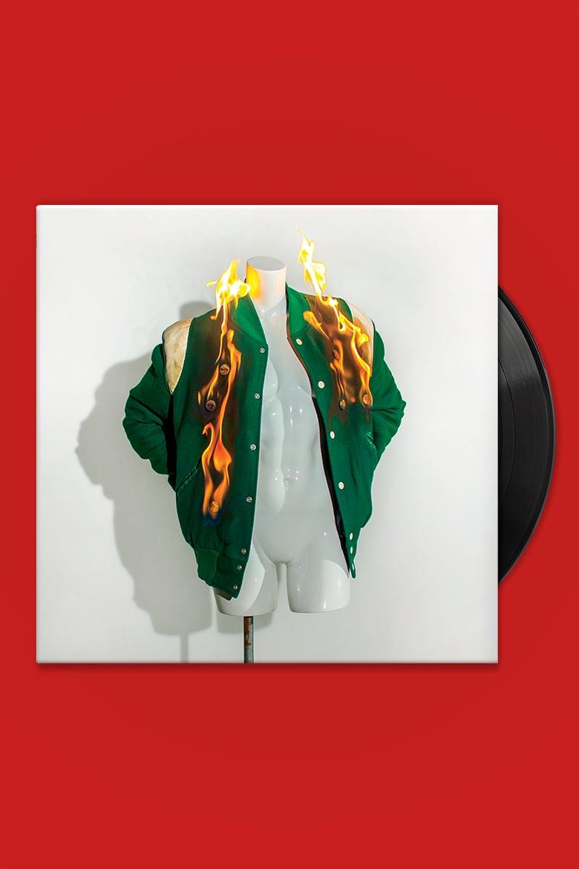 Image of BURN LP