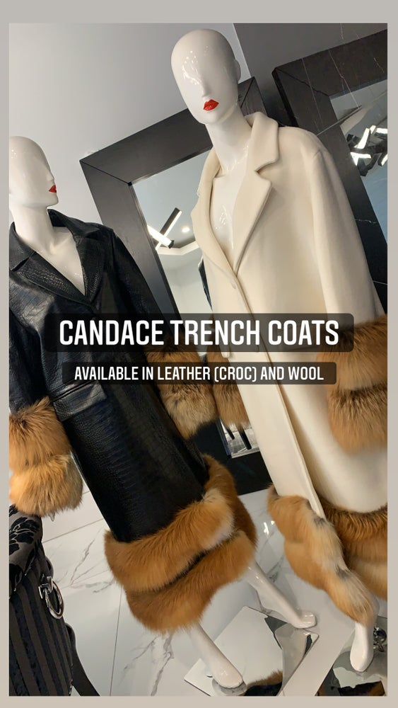 Image of Candace Trench Coat
