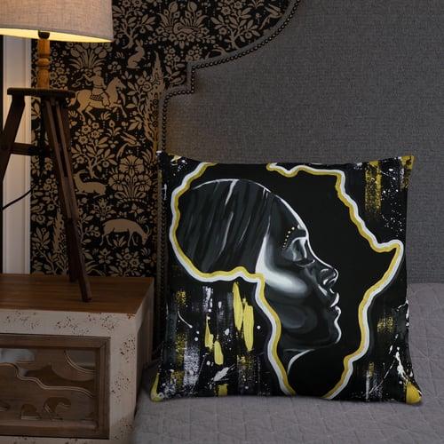 Image of Pillow - Golden Love