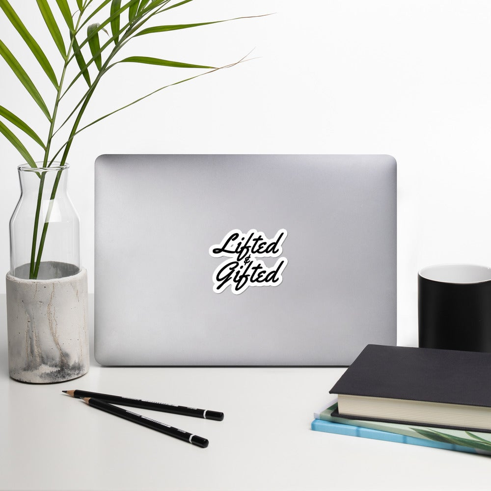 Image of Lifted & Gifted Stickers