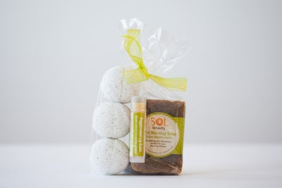 Lemongrass Gift Pack - Sol  Beauty