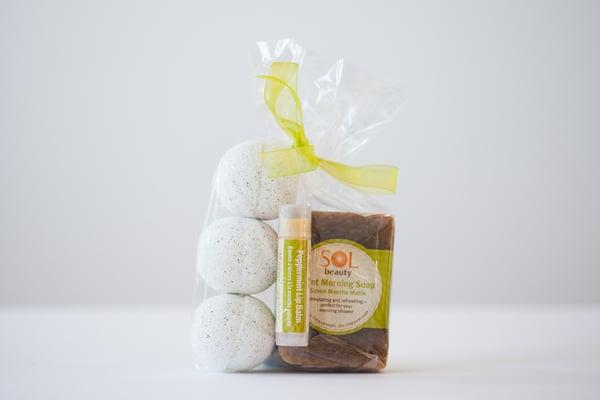 Lemongrass Gift Pack - Sol  Beauty