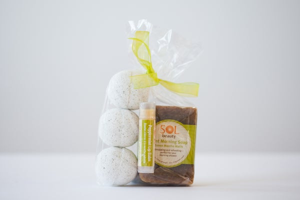 Grapefruit Mint Gift Pack - Sol  Beauty