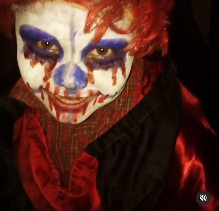 Image of Haunted walk. Kids 12 and under.Tickets will be waiting at attraction for you..