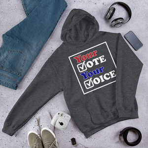 Image of Your VOTE Your VOICE Hoodie