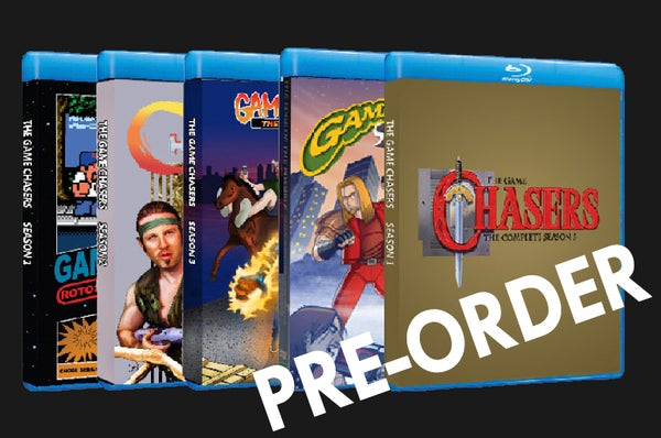 Image of ALL THE BLU-RAYS!