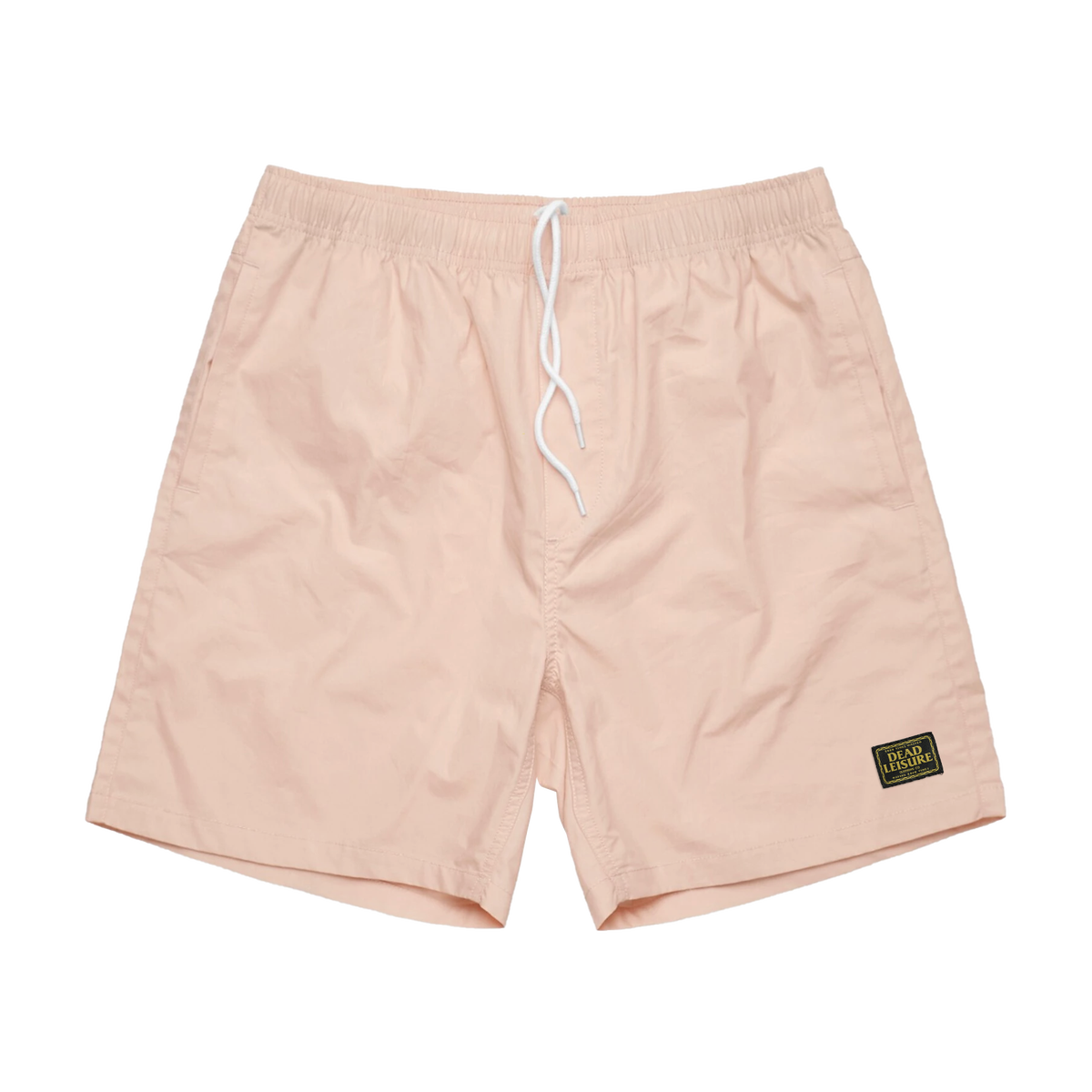 Good Times Shorts - Pale Pink