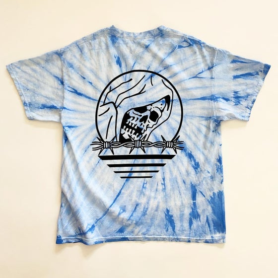 Image of LOCALS ONLY | ROYAL BLUE TIE DYE
