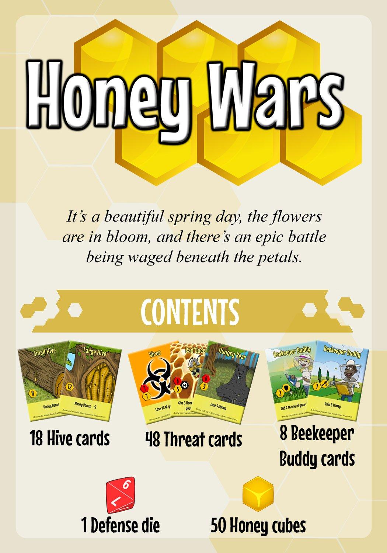 Image of Honey Wars