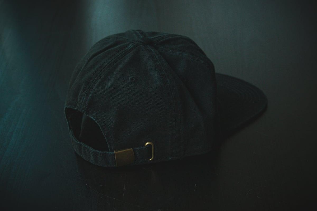 Good Times Cap - Black