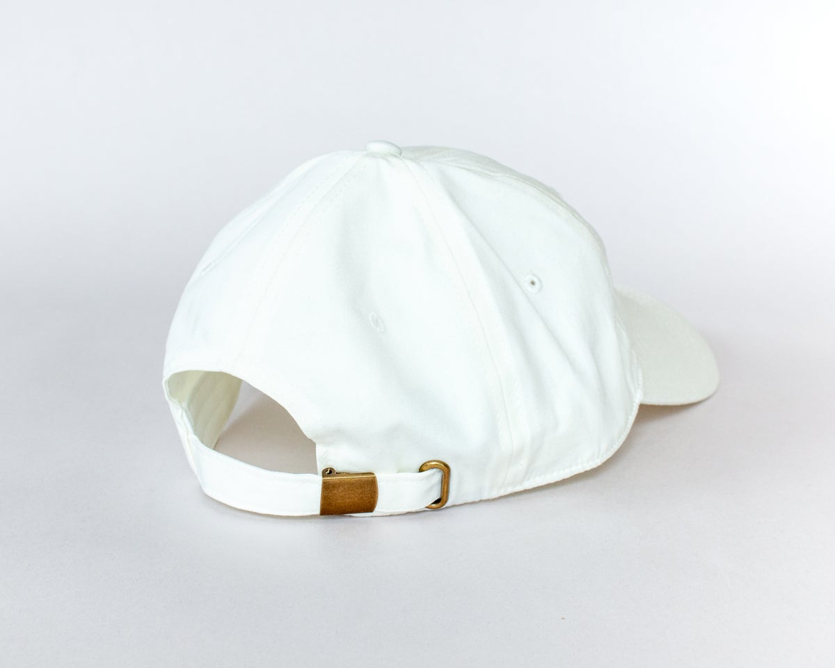 Dead Forever Unstructured cap - Natural