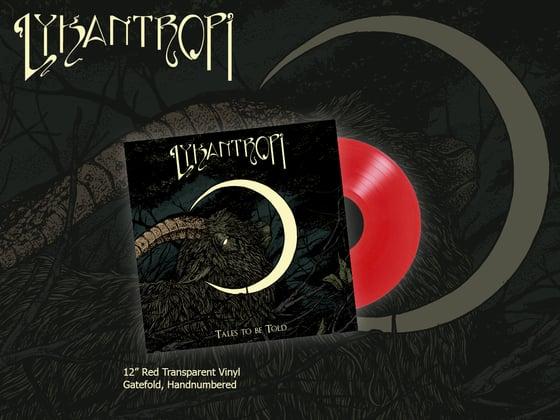 Image of Lykantropi - Tales to be Told (LP)