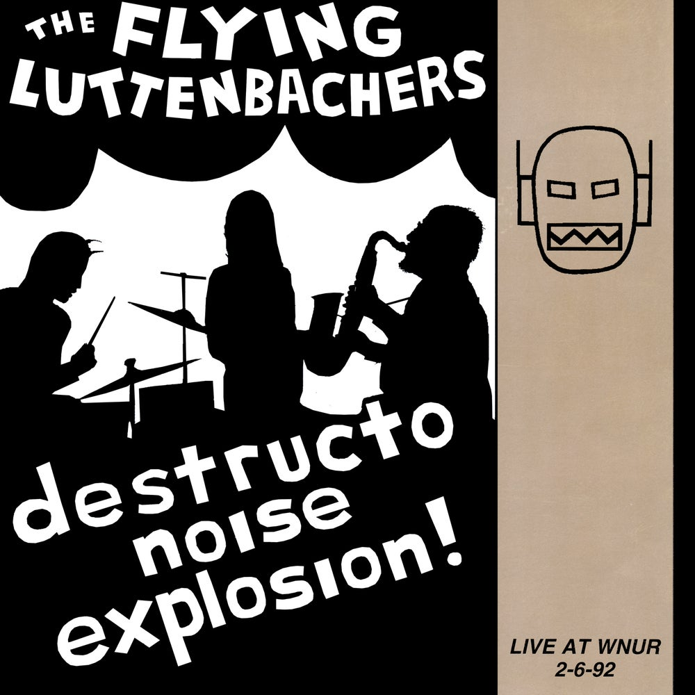 The Flying Luttenbachers - Live at WNUR 2-6-92 (IMP020)