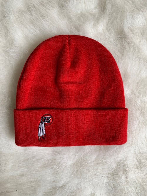 Image of Chiefy Tribe Knit Hat