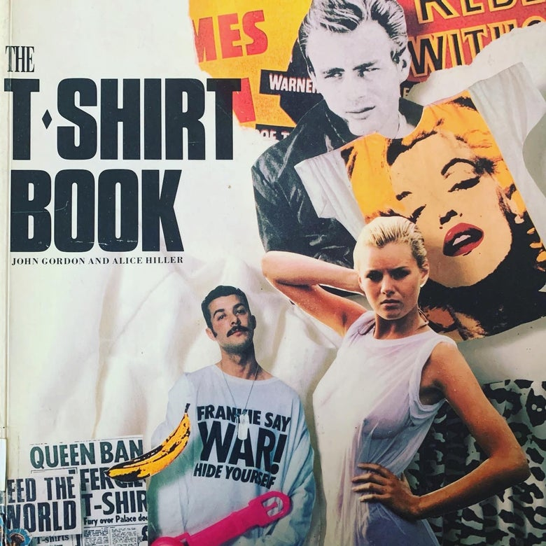 Image of (John Gordon and Alice Hiller)(The T•Shirt Book)