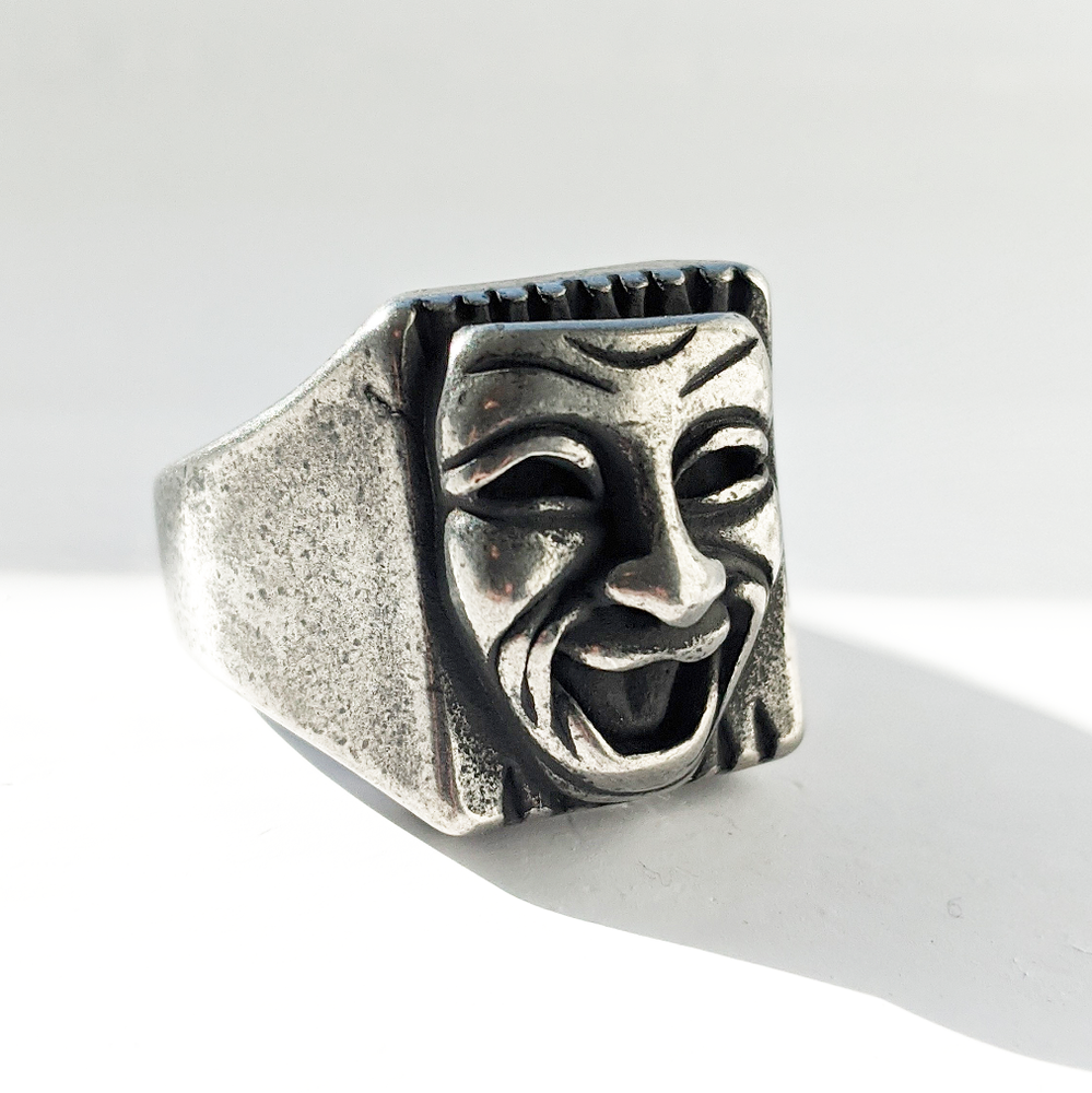 Image of Laugh Now Ring