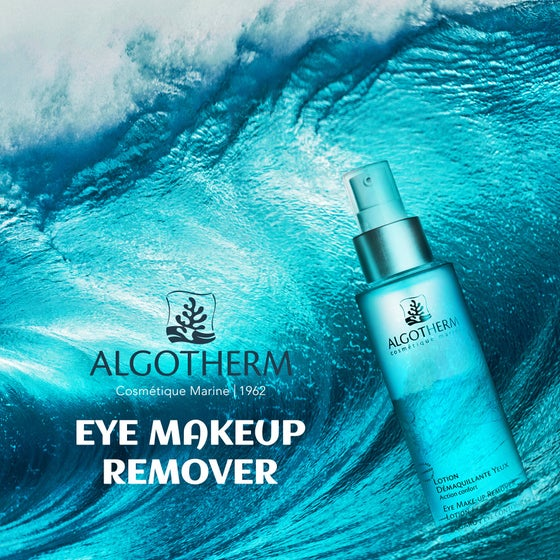 Image of Algotherm Eye Makeup Remover Lotion