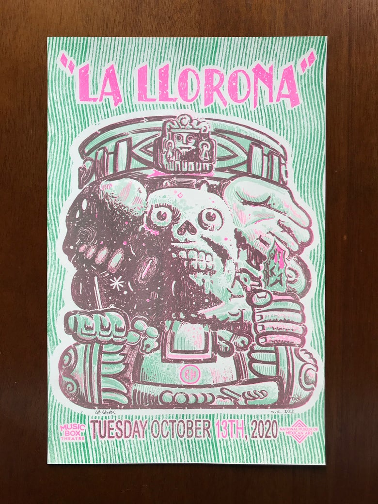 Image of LA  LLORONA  - screening SPECIAL