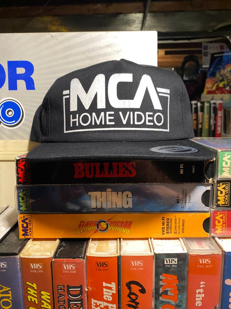 Image of MCA Home Video Hat