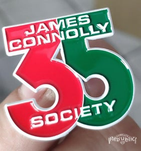 Image of JCS35 Metal Badge