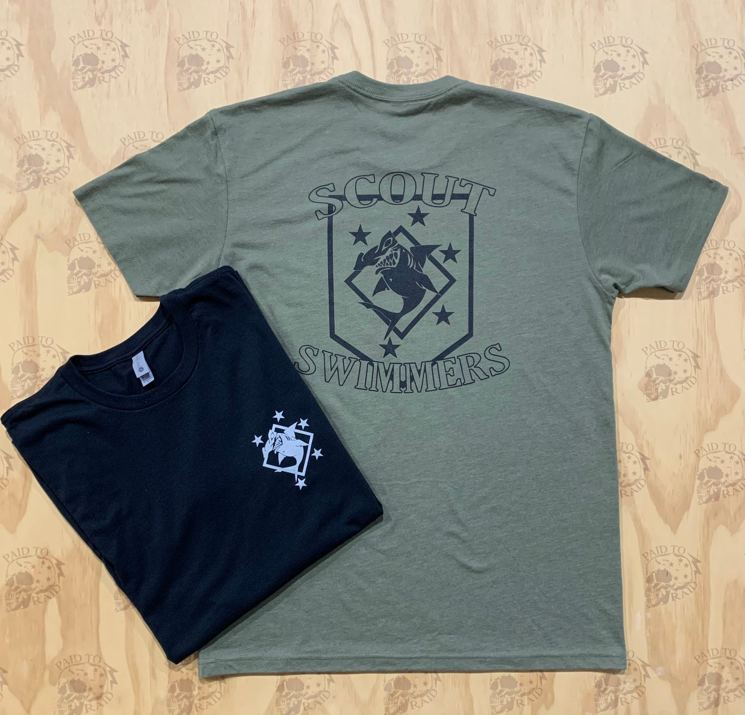 Image of Scout Swimmer Tee