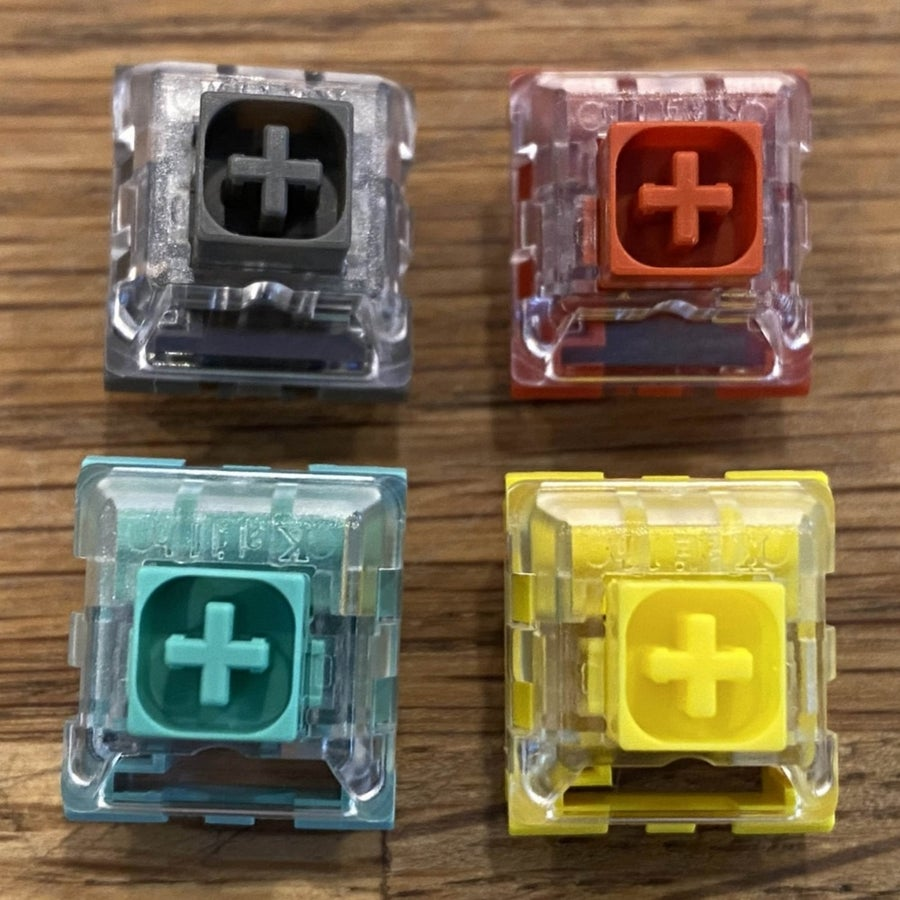 Image of LIMITED EDITION Kailh BOX Chinese-Style Switches (Sold in bags of 20)