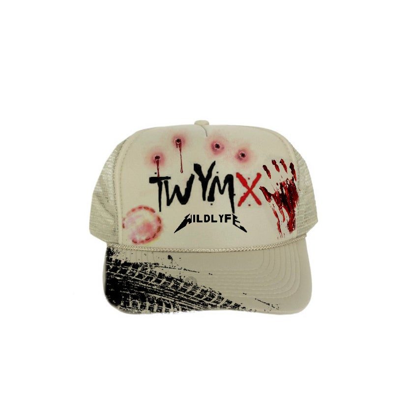 Image of T.W.Y.M.X ( This why you're My X) trucker hat