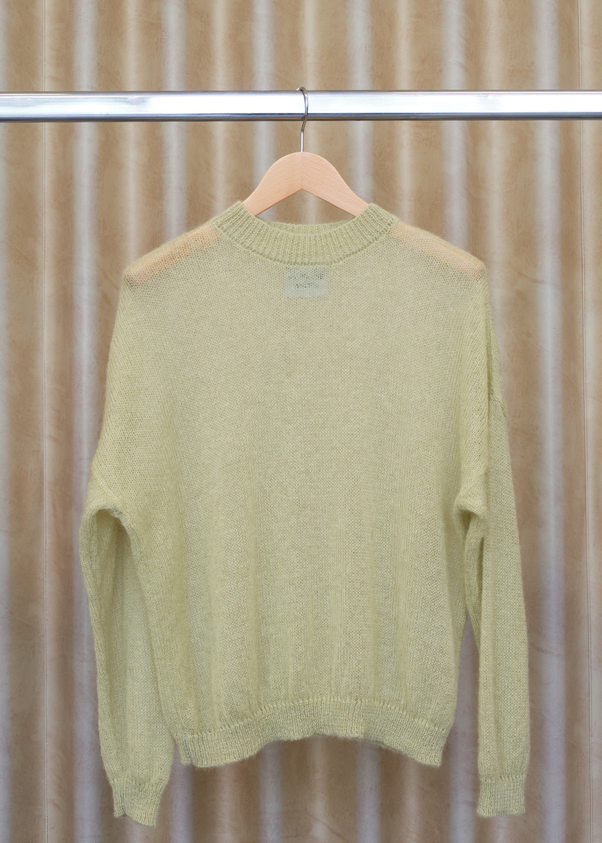 Image of LUCY sweater green chalk