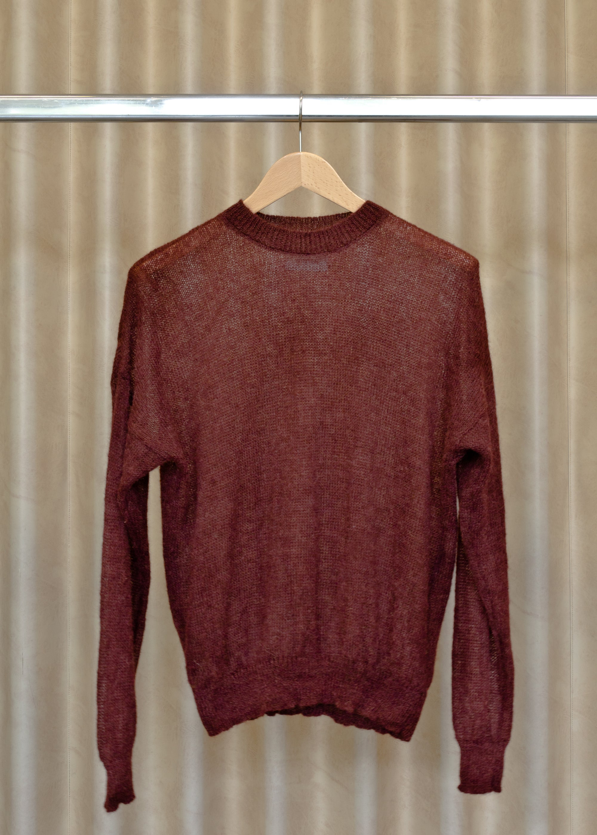 Image of LUCY sweater  chestnut