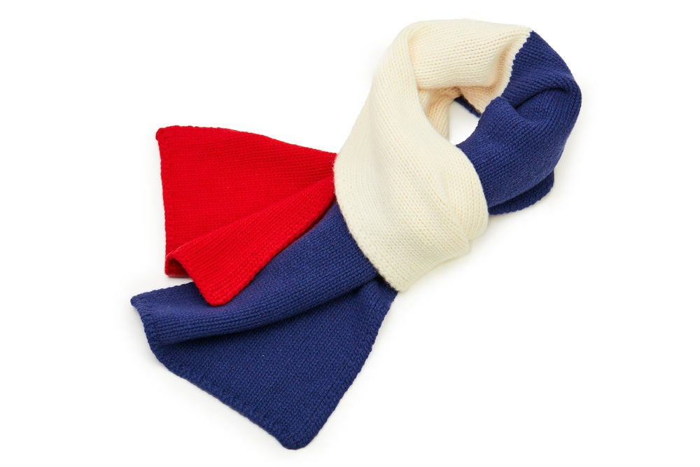Image of mondiale extra-long scarf F3-F3