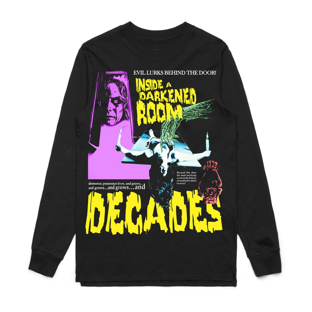 Image of A Darkened Room long sleeve tee