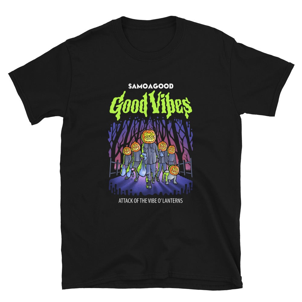 Image of Good Vibes Attack Of The Vibe  O Lanterns Tee