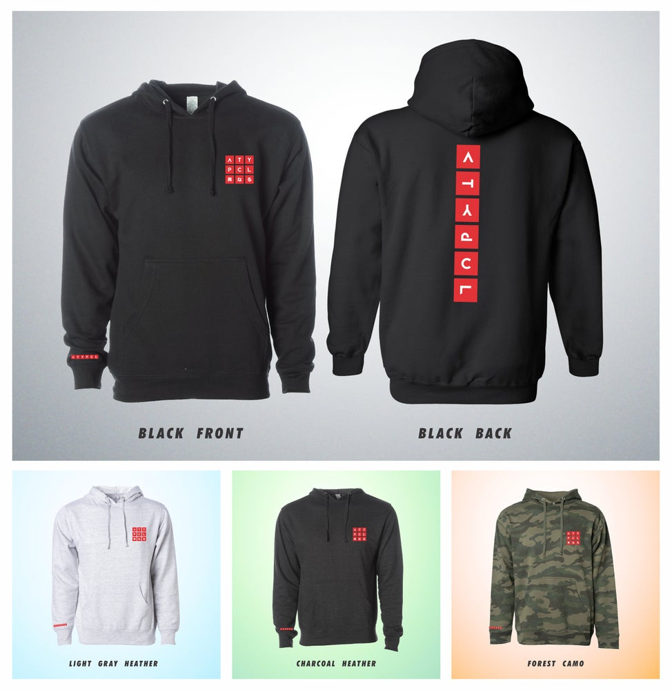 Image of ATYPCL Hoodies