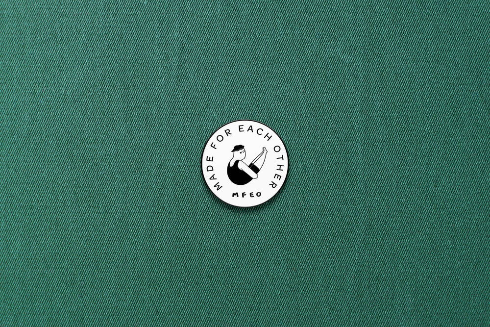 Image of MFEO Diving Pin badge